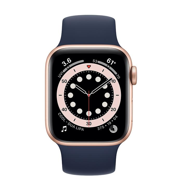 Apple Watch Solo Loop Deep Blue for Apple Watch Series 6