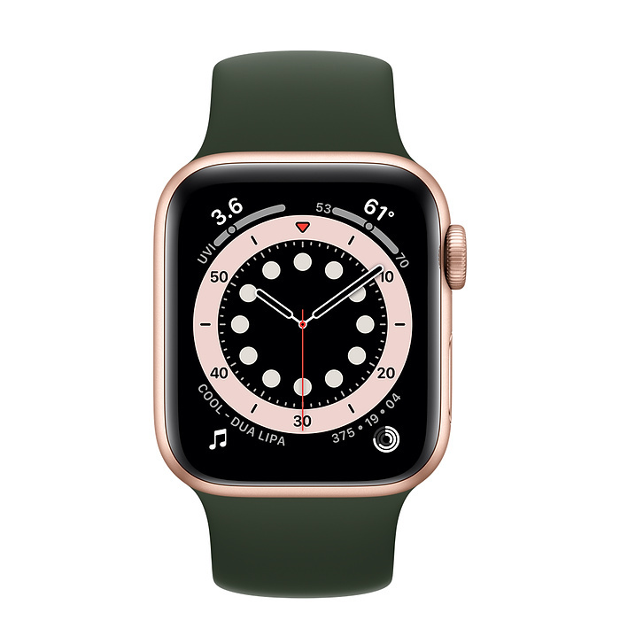 Apple Watch Solo Loop Green for Apple Watch Series 6