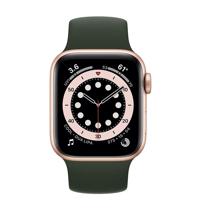 Apple Watch Solo Loop Green for Apple Watch Series 6