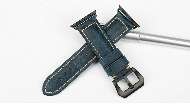 Original Cow Leather Strap for Apple Watch