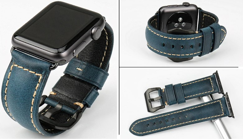 Best Leather Strap for Apple Watch
