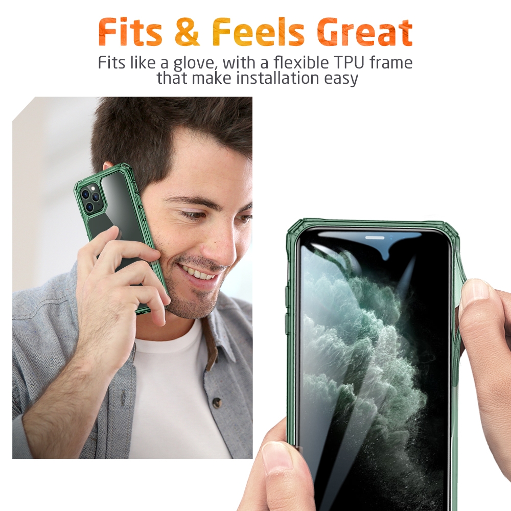ESR Clear case for iPhone