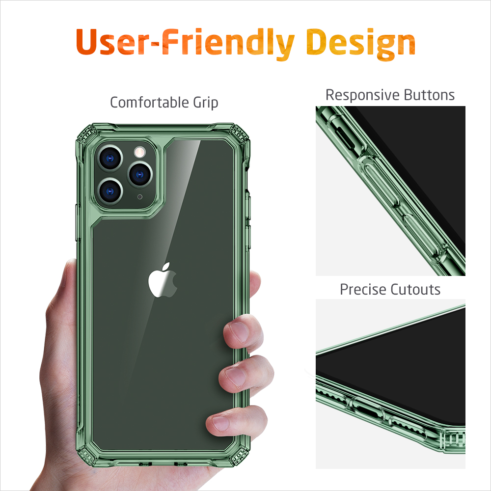 User friendly design case for iPhone 11