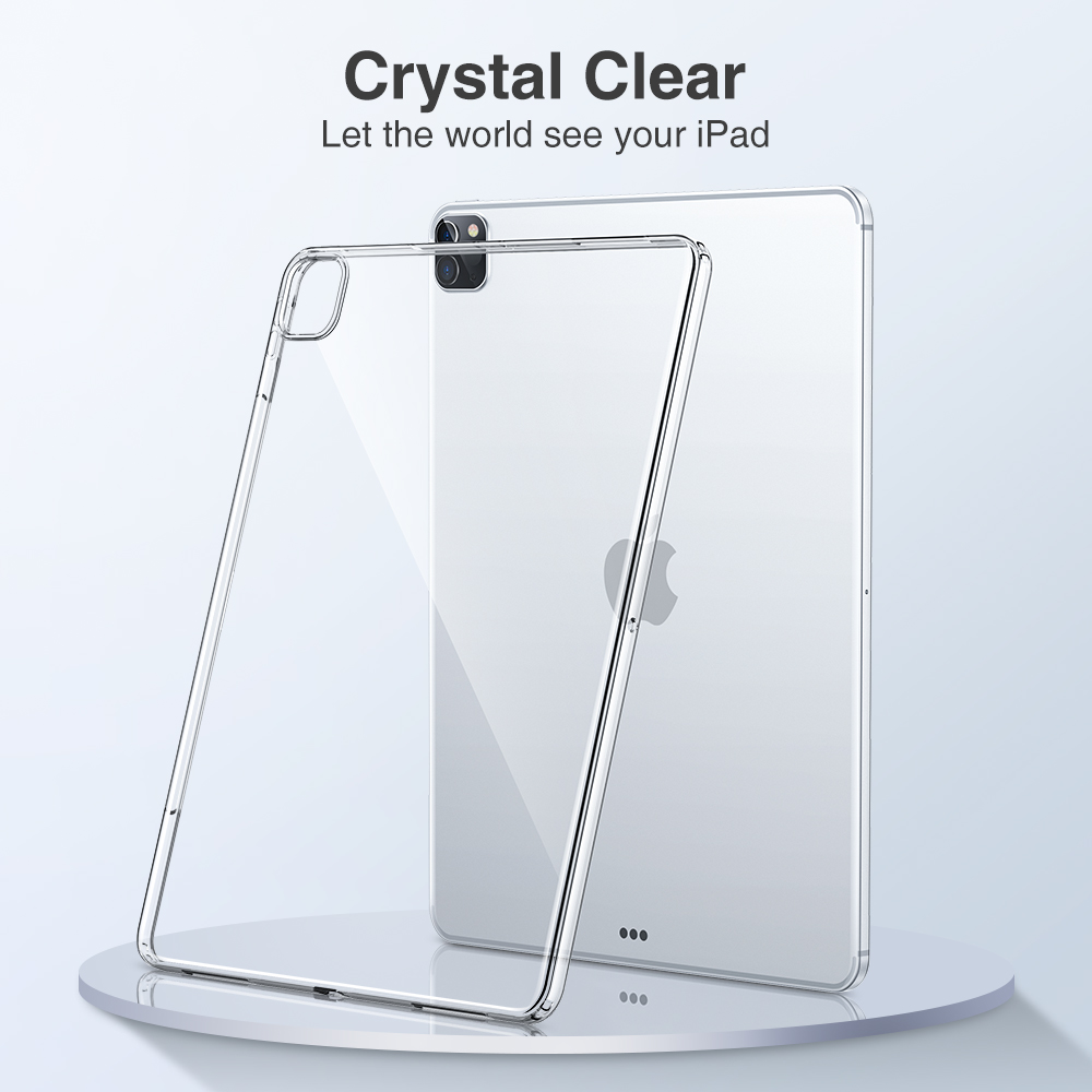 ESR crystal clear back case for ipad pro