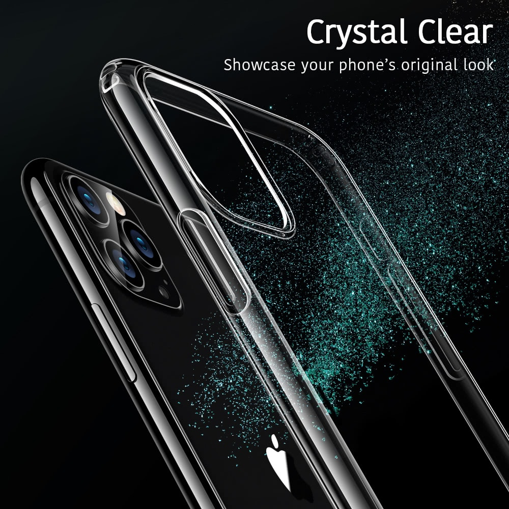 Crystal Clear case for iPhone 11 pro