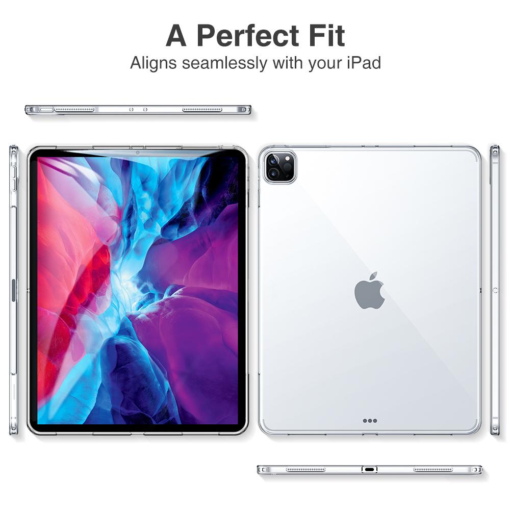 ESR silicone back case ipad pro