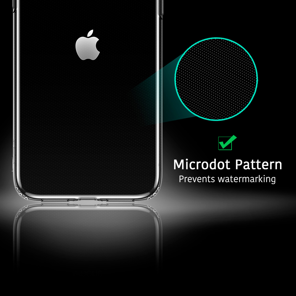 iPhone 11 Silicone Case Prevents watermarking