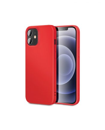 ESR Soft Silicone Case Red for iPhone 11