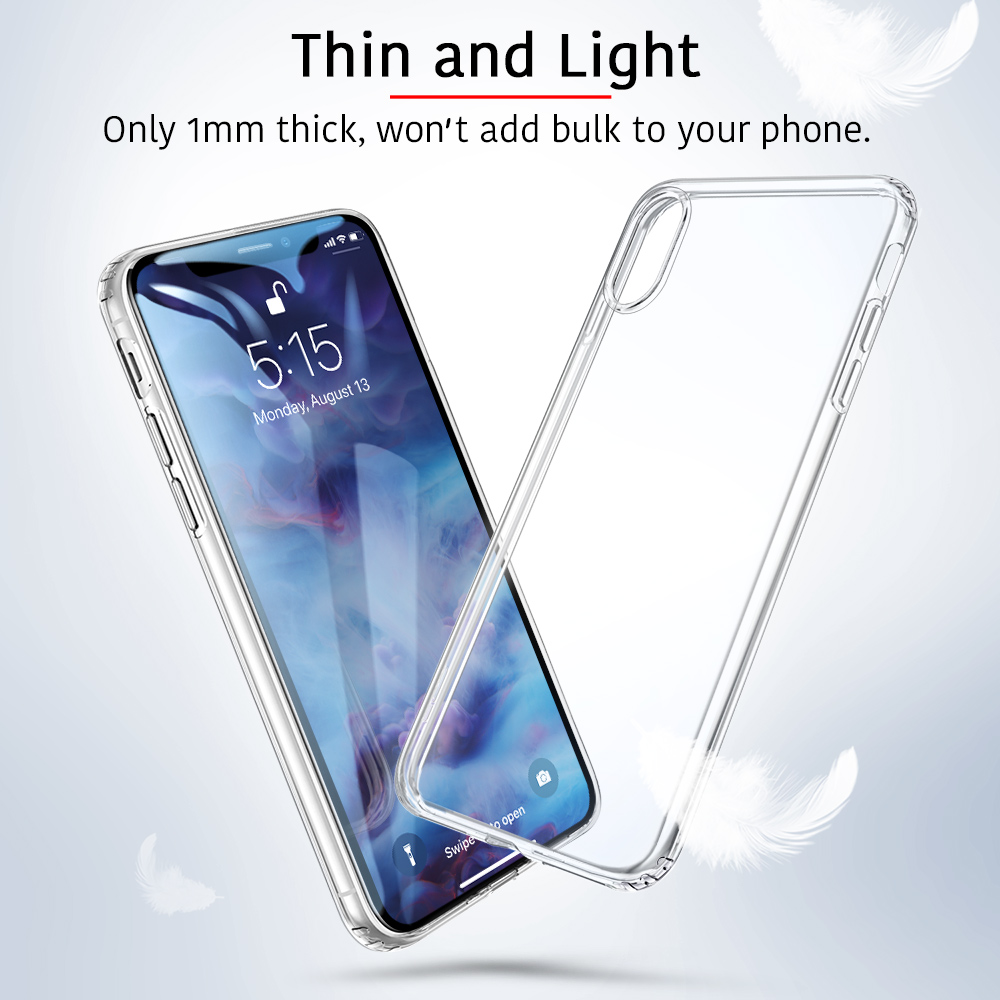 Thin and Light back case