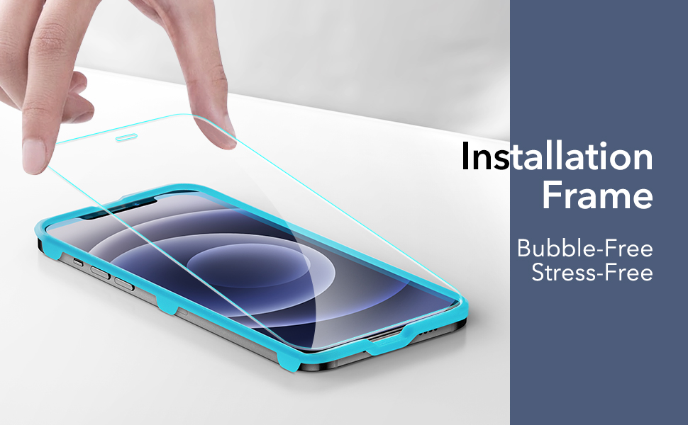 Tampered-Glass screen protector for Iphone