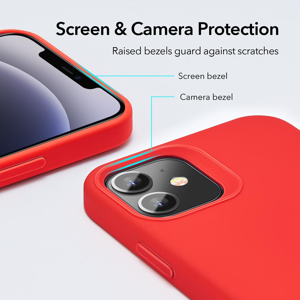 Screen &camera protection