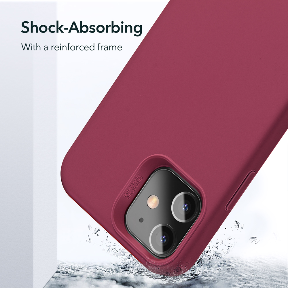with precise cutout and shock absorbing